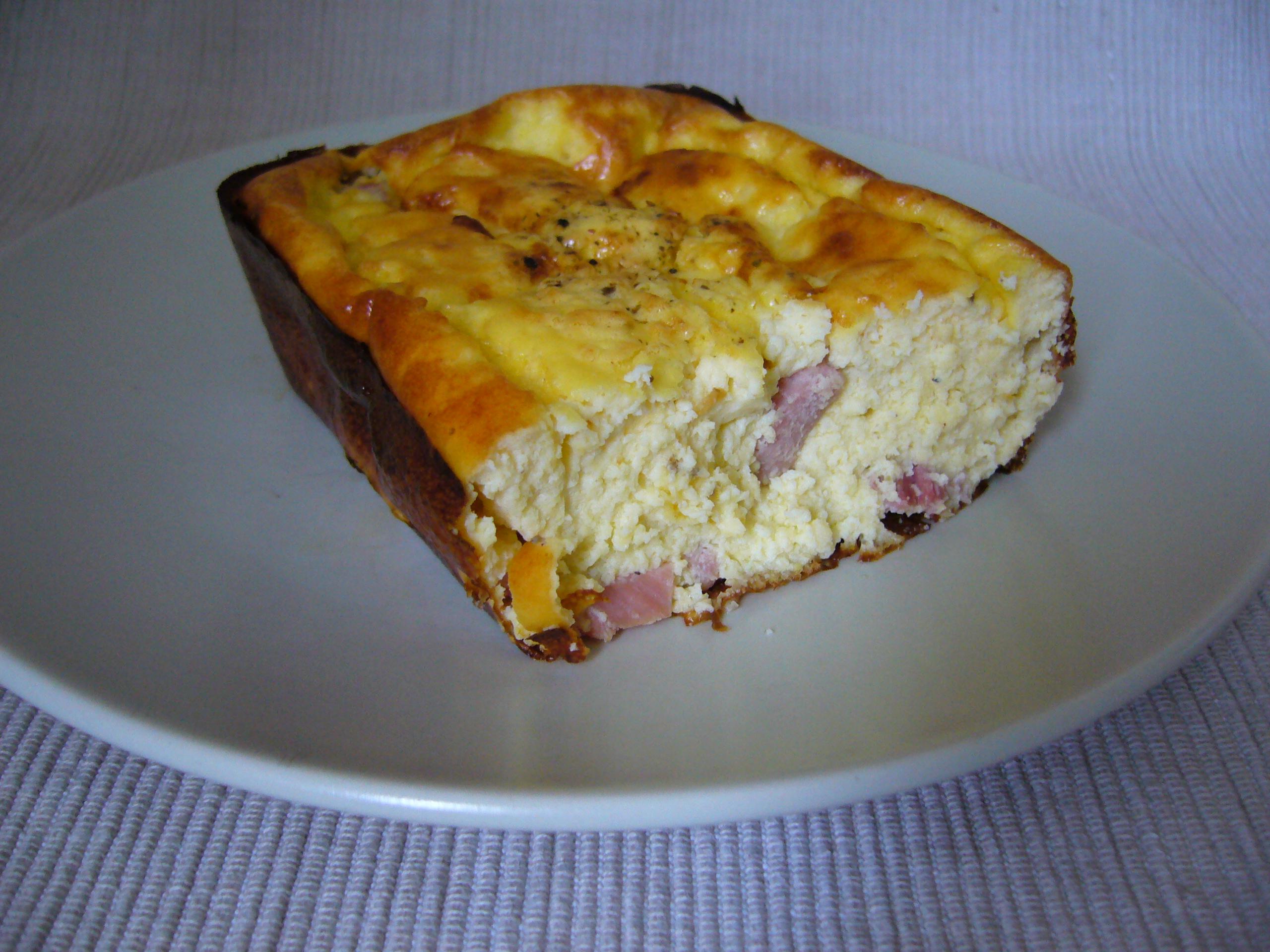 quiche au jambon recettes dukan