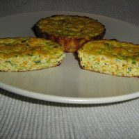 Quiche aux légumes et tofu