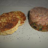 Tartare de thon provencal