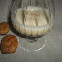 Egg Nog ou lait de poule d'après fêtes