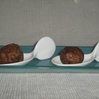 Boulettes de poulet anisées